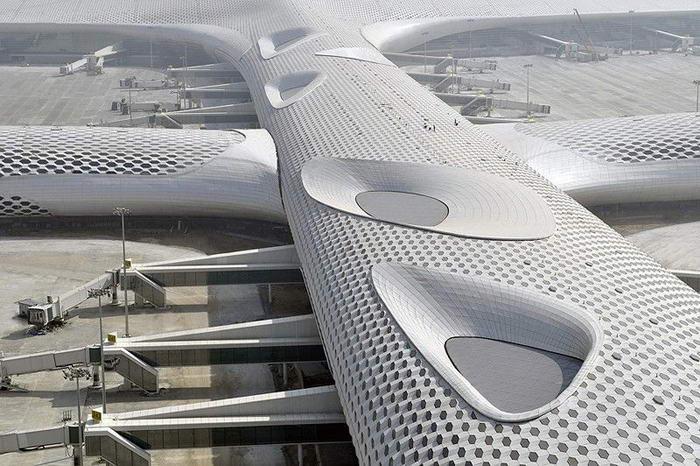 Международный аэропорт Шэньчжэня Терминал
