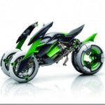 Мотоцикл-трансформер Kawasaki J10