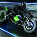 Мотоцикл-трансформер Kawasaki J11