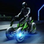 Мотоцикл-трансформер Kawasaki J12