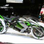 Мотоцикл-трансформер Kawasaki J4