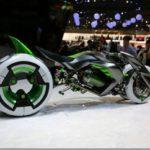 Мотоцикл-трансформер Kawasaki J7
