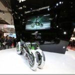 Мотоцикл-трансформер Kawasaki J9