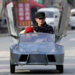 миниатюрный Lamborghini3