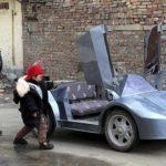 миниатюрный Lamborghini4