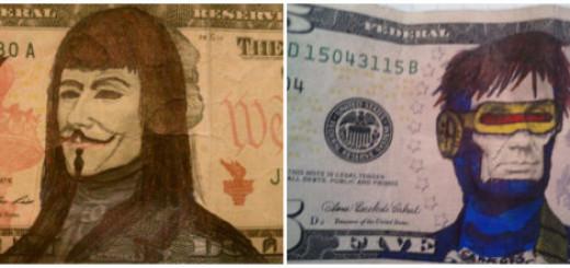 необычные деньги
