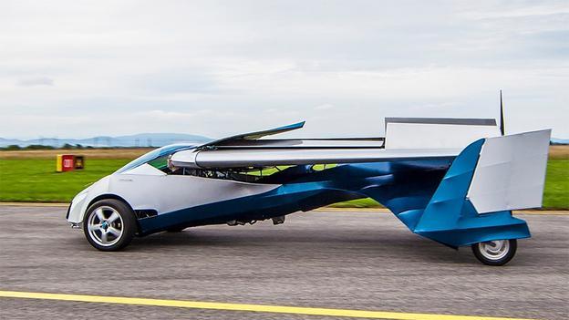 fly car5