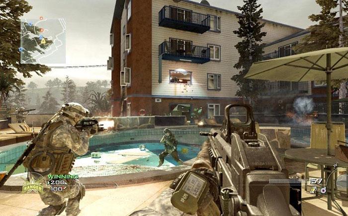 Call of DutyModern Warfare 2