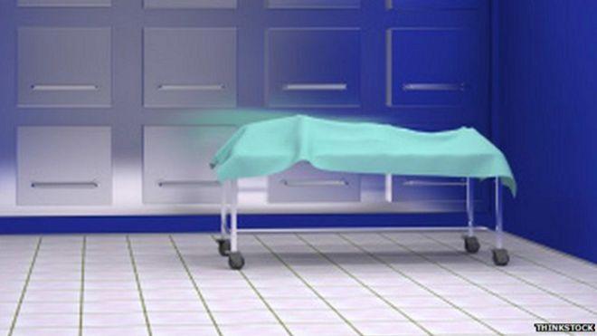 В Польше 91 летняя старушка ожила в морге