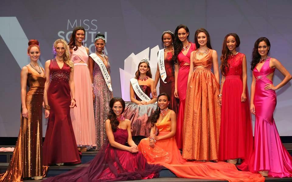 Мисс Мира 2014