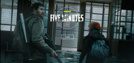 Качественно оформлен сайт - короткометражка любителям зомби фильмов. Фишка проекта в том, что развитие сюжета зависит от действий пользователя