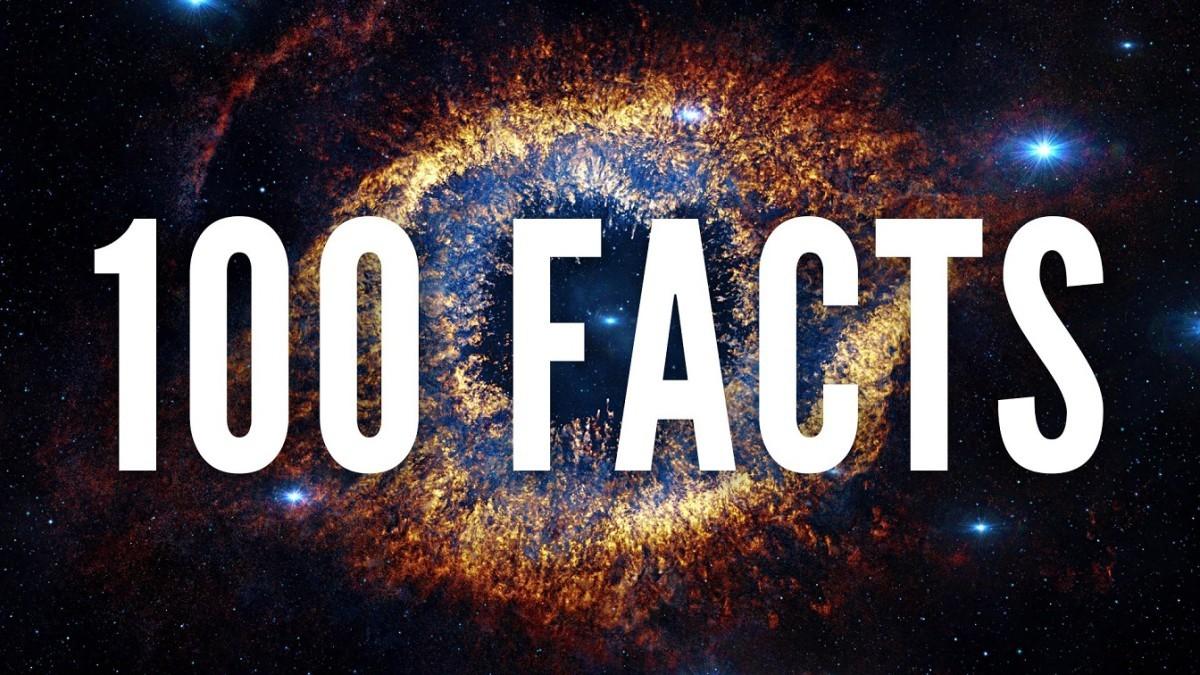 самые невероятные факты