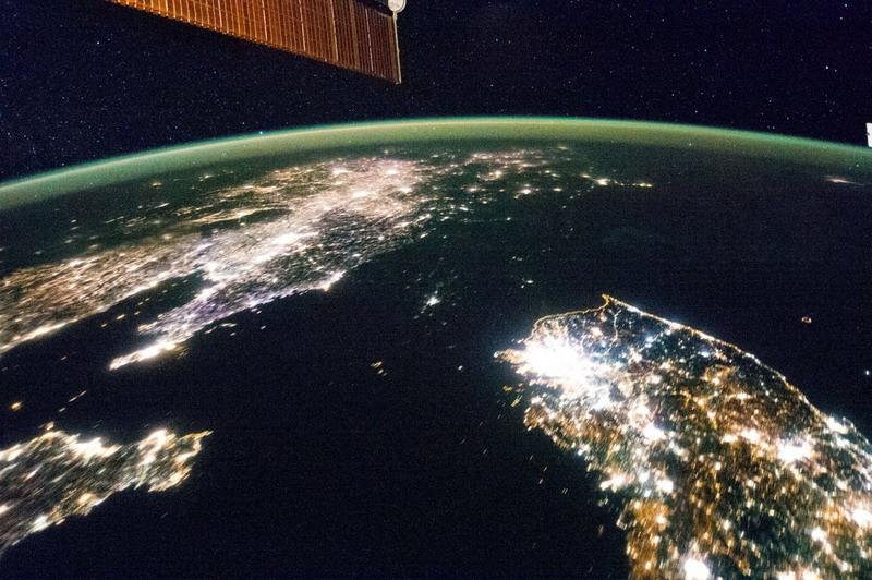 Вид из космоса онлайн в прямом эфире