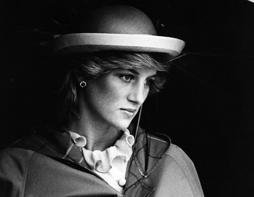 Diana In Rain