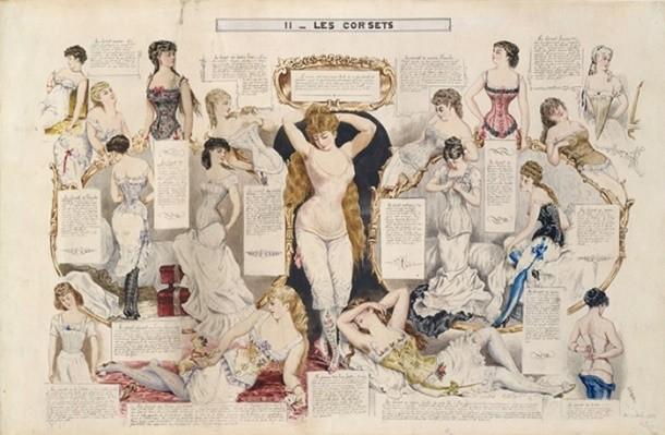 Истории нижнего белья