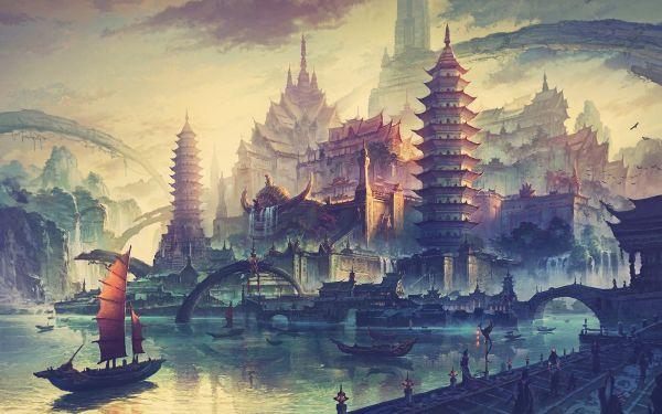 История развития Китая