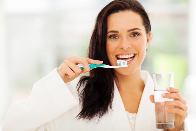 История создания зубной пасты