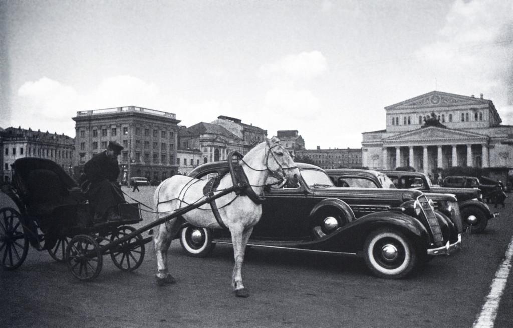 Факты из истории такси