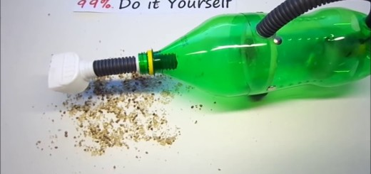 сделай сам пылесос