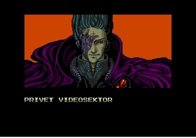 скрин из игры zerowing
