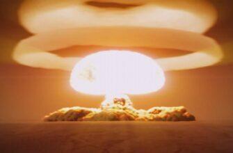 Самый масштабный взрыв в истории человечества
