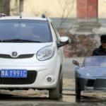 Китайский фермер создал миниатюрный Lamborghini