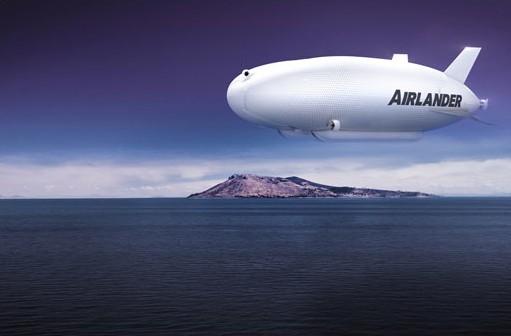 Hybrid Aircraft представленный в Великобритании