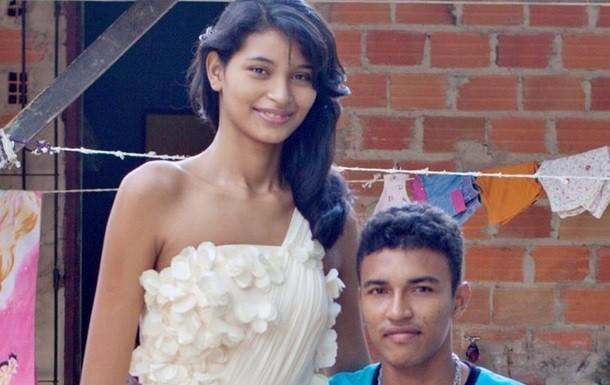 Самая высокая девушка в мире вышла замуж за парня ростом 1,62 метра