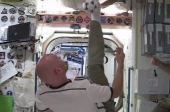 Футбол в космосе