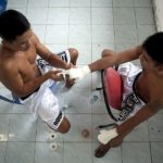 Тюремные бои в Таиланде
