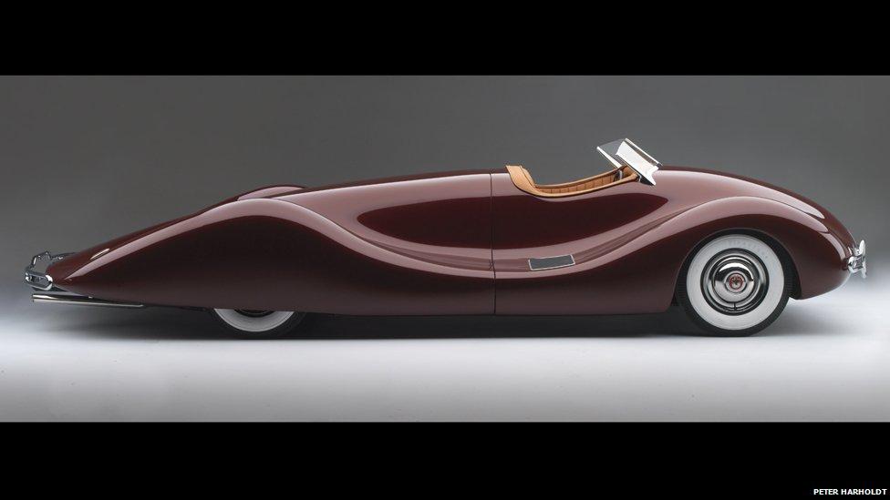 Самые красивые автомобили XX века