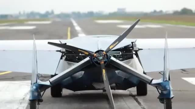 fly car10