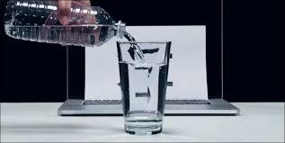 Простые трюки с водой