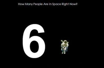Сколько сейчас людей находится в космосе