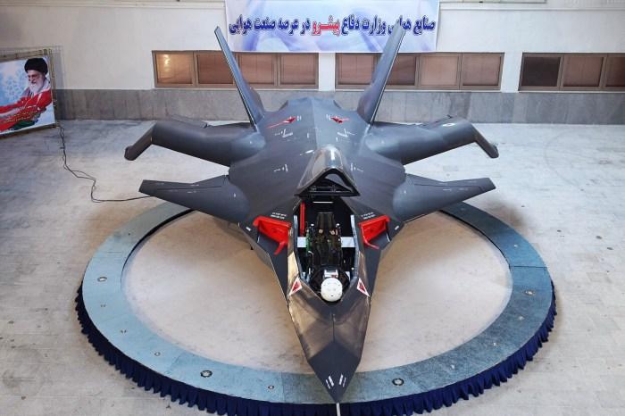 Иран публично заявляет, что у них есть истребитель невидимка собственного производства, но некоторые эксперты ставят под сомнения такое заявление.