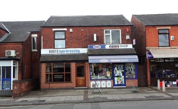 В городе Карлтон, графство Ноттингемшир, произошло очень странное, но в то же время идеальное ограбление киоска с сигаретами.