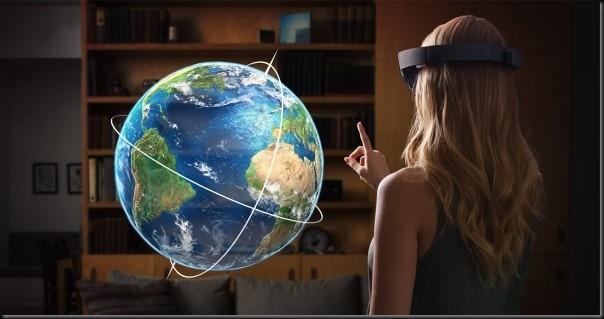 мир виртуальной реальности