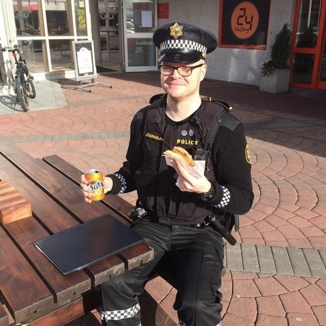полиция в инстаграм