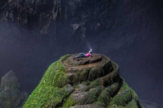 Самая большая пещера в мире (15 фото)