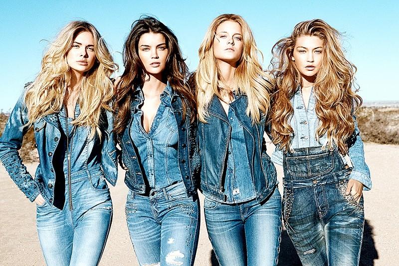 История возникновения джинсов