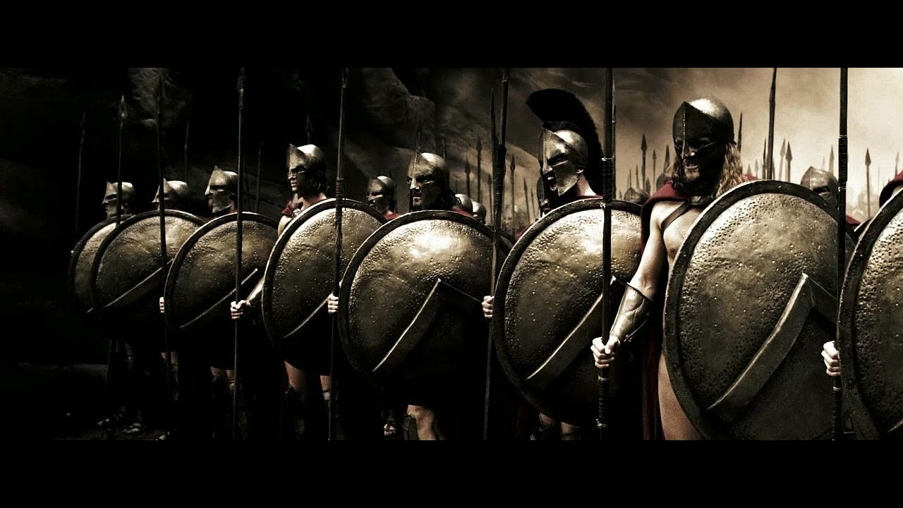 История возникновения спарты