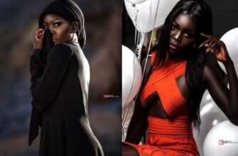 Королева тьмы: темнокожая красотка произвела фурор в мире моды.