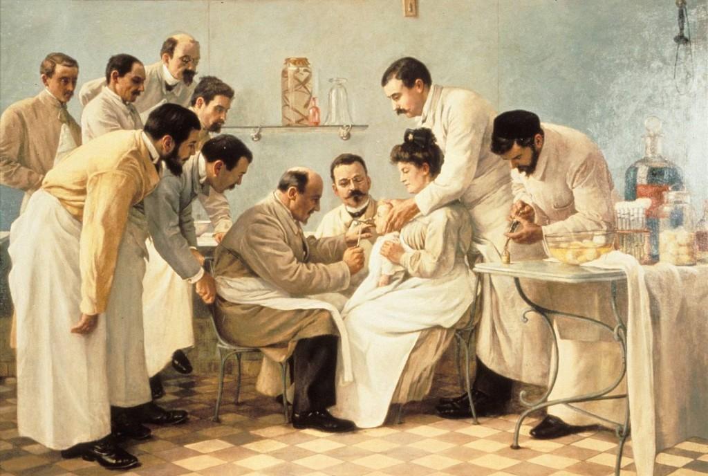 История развития медицины