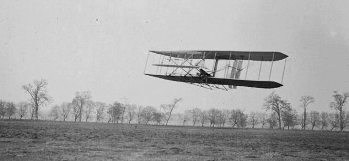 История возникновения самолета