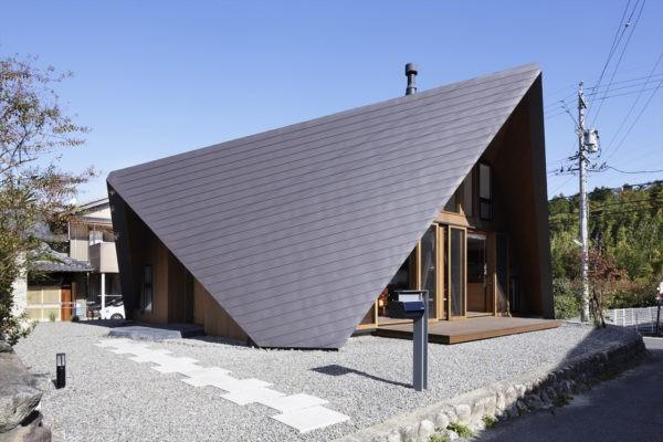 треугольник крыша