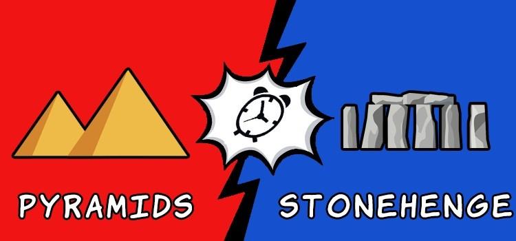 Древние пирамиды старше Стоунхеджа?