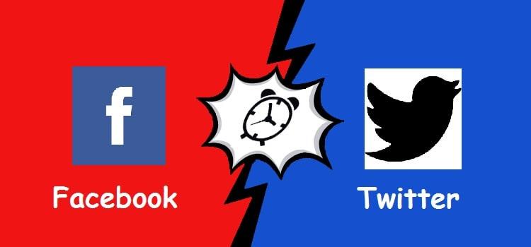 Был ли Facebook создан раньше чем Twitter?